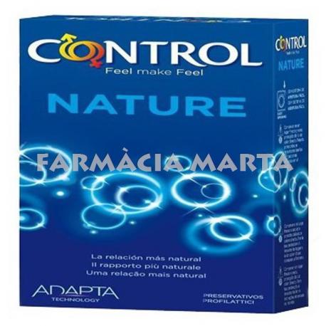 CONTROL ADAPTA NATURE 3 PRESERVATIUS