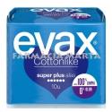 EVAX COMPRESA COTTON SUPER-PLUS 16 UNITATS