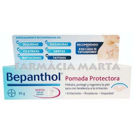 BEPANTHOL POMADA 30 GR