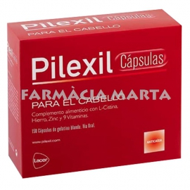 PILEXIL 150 CAPSULES