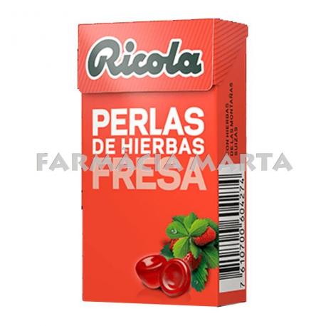RICOLA PERLES MADUIXA MENTA