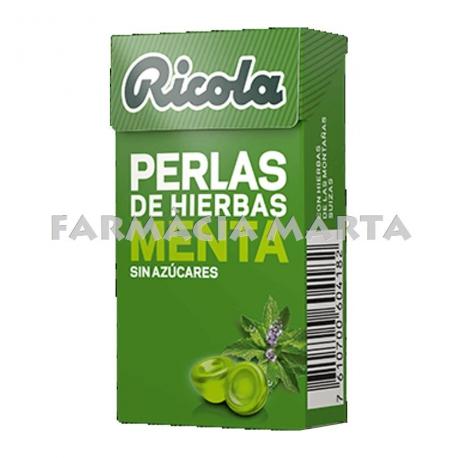 RICOLA PERLES MENTA