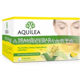 AQUILEA TRANQUILITZANT 20 SOBRES