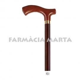 BASTÓ REF 151 CLASSIC PAL FUSTA FIXE MARRO PUNY