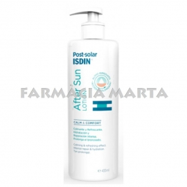 ISDIN POST-SOLAR AFTER SUN LOTION 400 ML