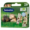 SALVELOX ANIMAL PLANET 20 UNITATS