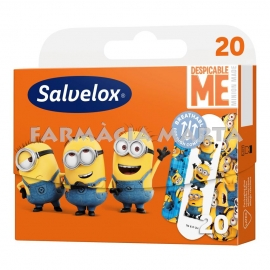 SALVELOX MINIONS 20 UNITATS