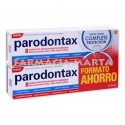 PARODONTAX EXTRA FRESH PROTECCIÓ COMPLETA DENTIFRICI 75 ML DUPLO