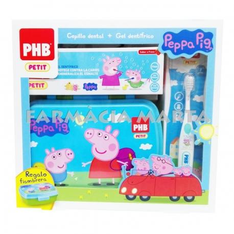 PHB INFANTIL PLUS PETIT PACK PEPPA PIG