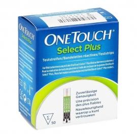 ONETOUCH  SELECT PLUS 50 LANCETAS