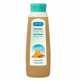 ALVITA GEL BANY CIVADA 750 ML