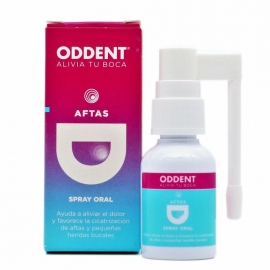 ODDENT SPRAY GINGIVAL 20 ML