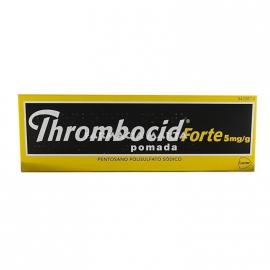 THROMBOCID FORTE POMADA 60 GR