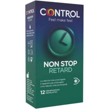 CONTROL TOUCH & FEEL 12 PRESERVATIUS