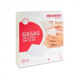 APOSAN GASES 10CM x 20CM 10 SOBRES