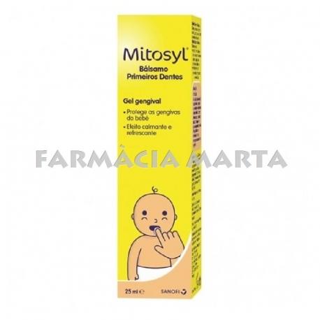 MITOSYL BALSAM PRIMERES DENTS 25 ML