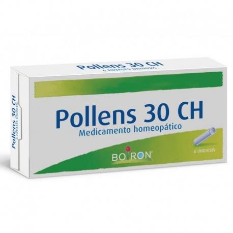 POLLENS BOIRON 30CH 6 UNITATS