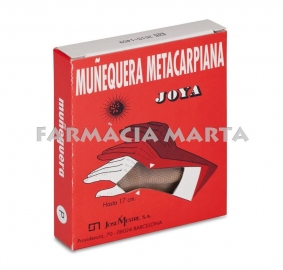 CANELLERA METACARPIANA JOYA TALLA M MD