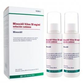 MINOXIDIL VIÑAS 50 MG/ML SOLUCIÓ CUTÀNEA MINOXIDIL 240 ML
