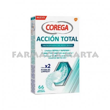 COREGA ACCIÓ TOTAL 66 TABLETES