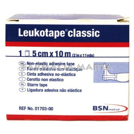 LEUKOTAPE CLASSIC 5cmX10m